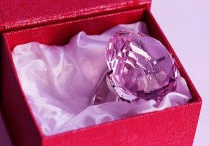2. Precious stones are until the end of time