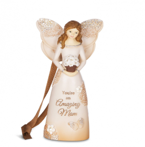 Mom Angel Figurine