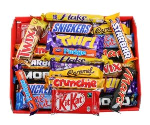 5. Chocolate hamper