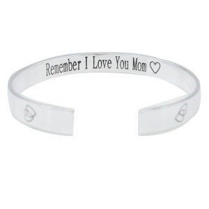 Love You Mom Bracelet