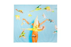 Art Production Fund Ryan McGinley Towel