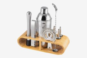 Atlas Barware 12-Piece Cocktail Shaker Set