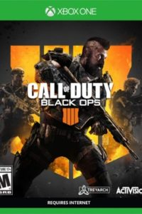 Call of Duty: Black Ops 4 (For Xbox One or PS4)
