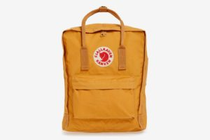 Fjällräven Kanken Water Resistant Backpack