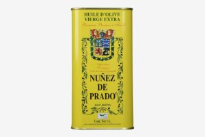 Nunez De Prado Extra Virgin Olive Oil Tin