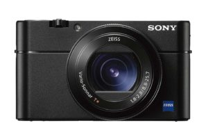 Sony Cyber-shot DSC-RX100 V 20.1 MP Digital Camera
