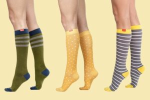 VIM & VIGR Stylish Compression Socks